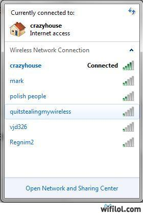 - quitstealingmywireless hence crazyhouse